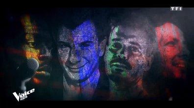 The Voice Kids - Vianney, Dadju, M. Pokora et Michaël Youn, des mentors 5* pour les Battles