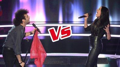 Lena Woods VS Araz, battle décoiffante sur « What's Up » (4 Non Blondes) (Saison 05)