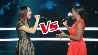 Lica VS Mirella , battle de haute voltige sur « Avant toi » (Calogero) (Saison 05)