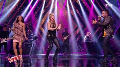 Lucie, Shakira et Black M - « Comme Moi » (Shakira & Black M) (La finale en direct – Saison 6)
