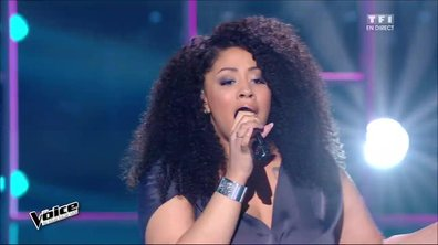 Lucyl Cruz interprète en direct « Je sais pas » (Céline Dion)- (Saison 05)