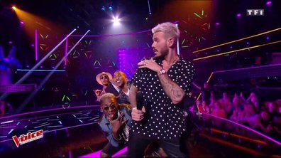 M Pokora interprète « Alexandrie, Alexandra » (Album « My Way »)