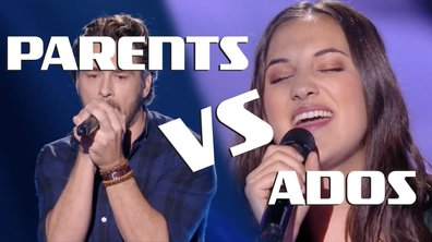 Le match des blinds : PARENTS vs ADOS ?