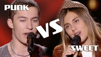 Le match des blinds : PUNK vs BONBON ?