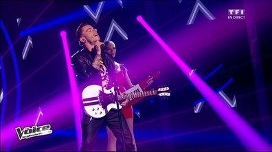 The Voice 3 - Maximilien, Igit, Flo : Les trois talents rock de Garou !