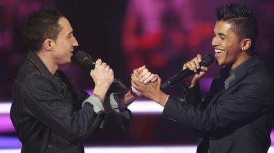 Mickaël Pouvin & Jonathan Urek - S'il suffisait d'aimer (Céline Dion) (saison 02)