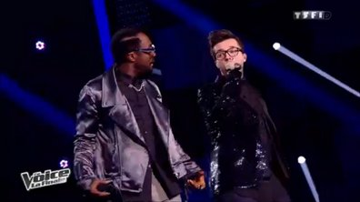 Olympe & Will.i.am - Scream & Shout (Will.i.am feat Britney Spears) (saison 02)