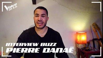 Pierre Danaë, son interview BUZZ : « C'était comme Noël ou mon anniversaire. C'était spécial »