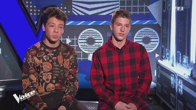 Le portrait de la semaine : Evan et Marco, les deux kids ont grandi