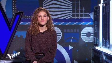 """Le portrait de la semaine : Lou, talent emblématique de la saison 3 de """"The Voice Kids"""""""