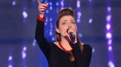 Avec puissance, Isa Koper s'attaque à « Georgia On My Mind » (Ray Charles) (Saison 05)