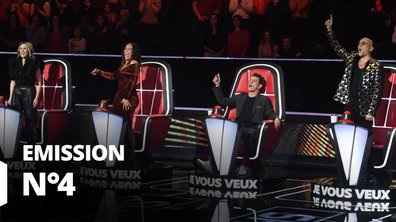 The Voice 2020, le Prime - Auditions à l'aveugle 4