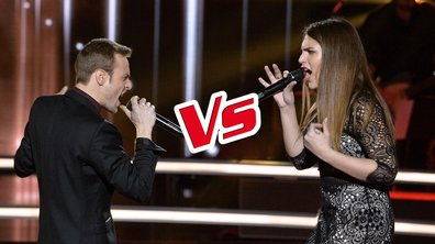 Ry'm VS Aurelle - « For Me Formidable » (Charles Aznavour) (Saison 6)