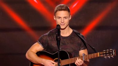 Sacha charme coachs et public avec  « Little Things » (One direction) (Saison 05)