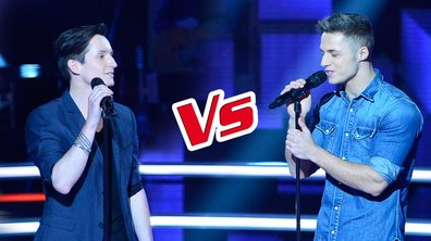 Sacha VS Louis  en battle sur « Je te donne » (Jean-Jacques Goldman) (Saison 05)
