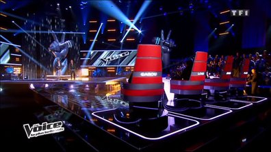 The Voice-Direct : les premiers talents choisis sont....