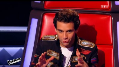 Mika, le baryton de The Voice