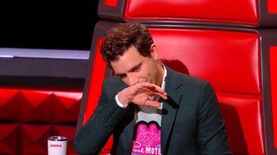 """Séquence atchoum pour Mika : """"j'ai les oreilles bouchées depuis 7 semaines"""""""
