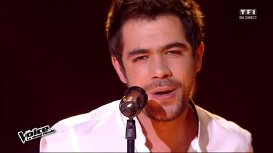 Sol chante en direct « Rehab » (Amy Winehouse) pour la demi-finale (Saison 05)