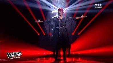 Stacey King - Je suis malade (Serge Lama) (saison 03)