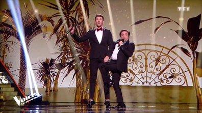 Standing ovation : le plateau devient fou après La Carioca  | The Voice France 2018 | Directs
