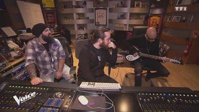 Les studios de Pascal Obispo, épisode 2 : il est l'heure d'enregistrer