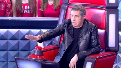 Julien Clerc, qui emmène-t-il aux Battles : Ana Carla, Marouen ou Ismail ?