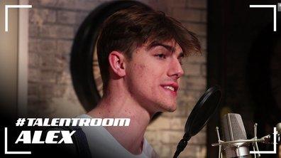 #TALENTROOM – Alex : Roméo Elvis – « Drôle de question »