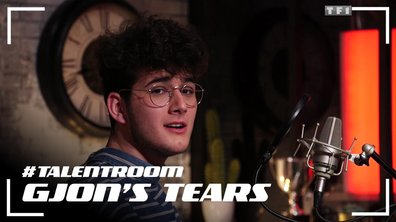 #TALENTROOM: Gjon's Tears - In My Blood (Shawn Mendes)