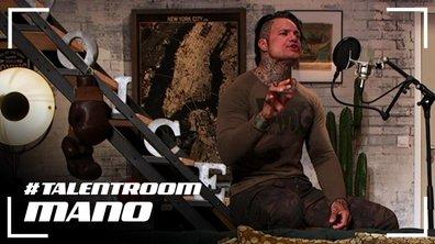 "#TALENTROOM  - Mano : Inxs - ""Tear Us Apart"""