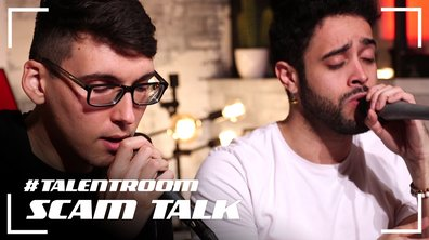 #TALENTROOM – Scam Talk : La la la – Naughty Boy & Sam Smith