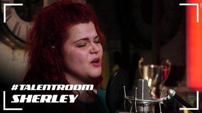 #TALENTROOM – Sherley : Zazie – « J'envoie valser »