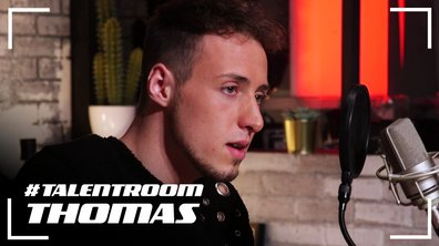 #TALENTROOM – Thomas : Christina Aguilera – « Say Something »