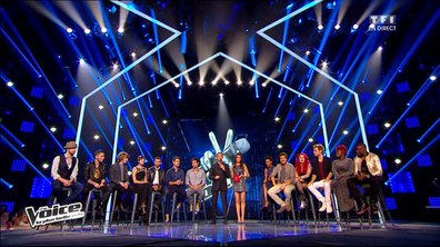 The Voice 3 : Découvrez qui sont les qualifiés pour les quarts de finale (PHOTOS)