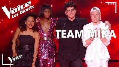 Team Mika : Albi, Gjon's Tears, London Loko ou Whitney ? Les qualifiés sont….
