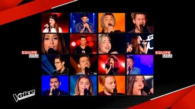 The Voice 4 - TEAM MIKA : Tous les talents de Mika en photos