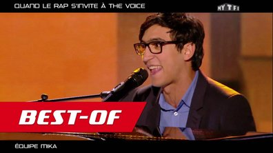 The Voice 6 - Le Rap sur un plateau