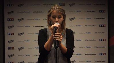 The Voice Box Paris : Le casting de Charline Avdjian – What's up – 4 non blonde