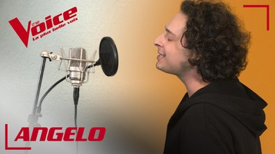 "La Vox des talents : Angelo - ""I got a woman""- Ray Charles"