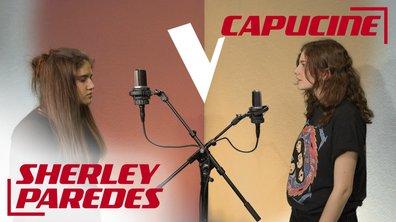 La Vox des talents : Capucine vs Sherley Paredes | Paris-Seychelles | Julien Doré