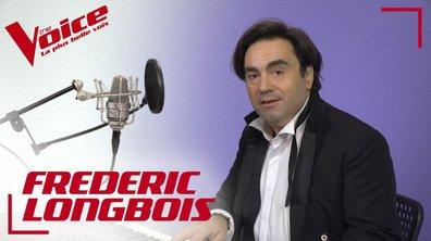 """La Vox des talents : Frédéric Longbois - """"Les Comédiens"""" (Charles Aznavour)"""
