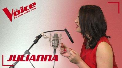 "La Vox des talents : Julianna - "" Valerie "" (Amy Winehouse)"