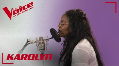 "La Vox des talents : Karolyn - ""RNB 2 Rue"" (Matt Houston)"