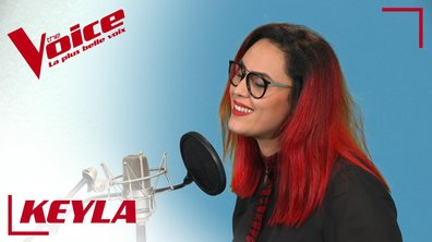 "La Vox des talents : Keyla - ""Je serai là"" (Teri Moise)"