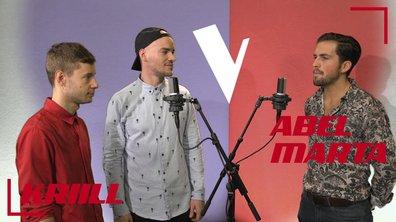 La Vox des talents : Kriill vs Abel Marta | Clandestino | Manu Chao