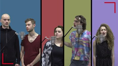 La Vox des talents : Lucie | Pascal Obispo | Ecco, Kriill, Betty Patural, Xam Hurricane