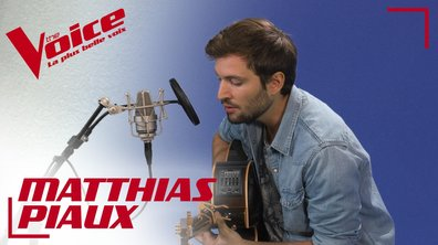 La Vox des talents : Matthias Piaux - Retrograde (James Blake)