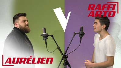 La Vox des talents : Raffi Arto vs Aurélien | A hard day night | The Beatles
