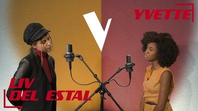 La Vox des talents : Yvette vs Liv Del Estal | Comment te dire adieu | Françoise Hardy