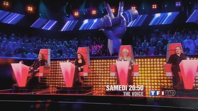 The Voice : que les shows en direct commencent !